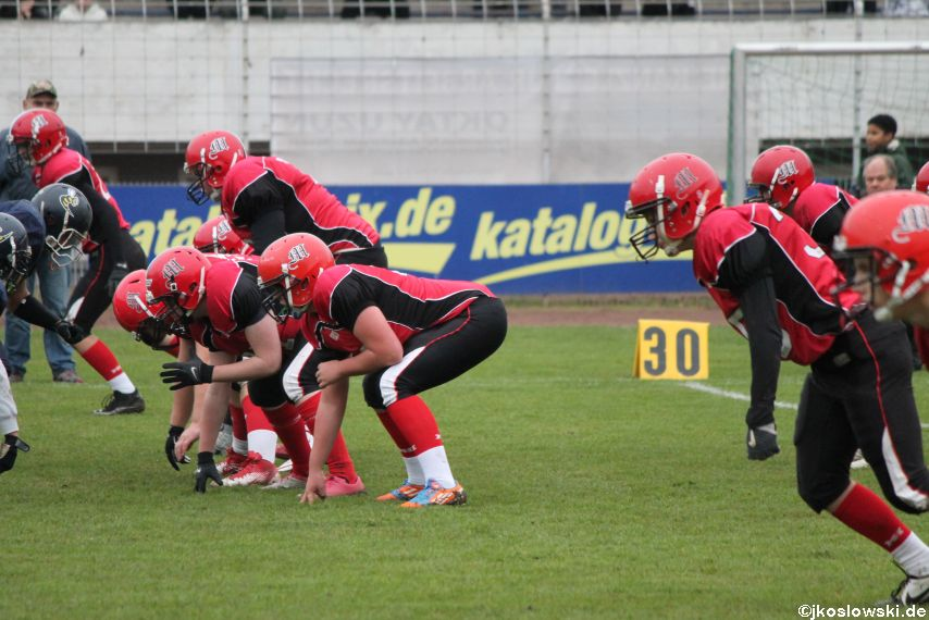 U17 Hanau Hornets vs. Marburg Mercenaries073
