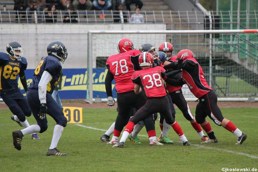 U17 Hanau Hornets vs. Marburg Mercenaries074