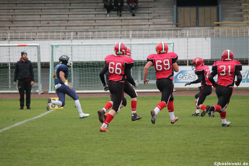 U17 Hanau Hornets vs. Marburg Mercenaries077