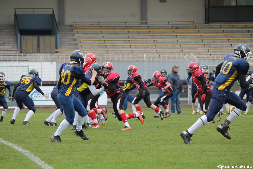 U17 Hanau Hornets vs. Marburg Mercenaries080
