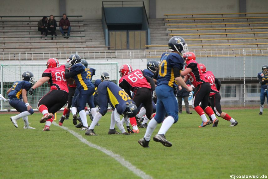 U17 Hanau Hornets vs. Marburg Mercenaries081