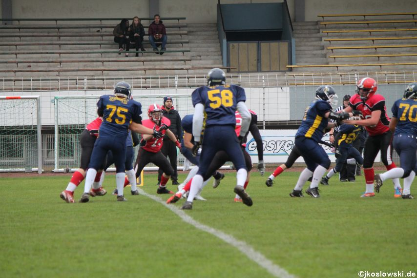 U17 Hanau Hornets vs. Marburg Mercenaries082