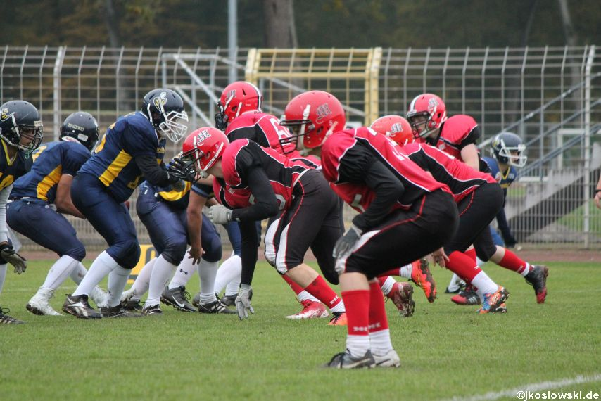 U17 Hanau Hornets vs. Marburg Mercenaries086