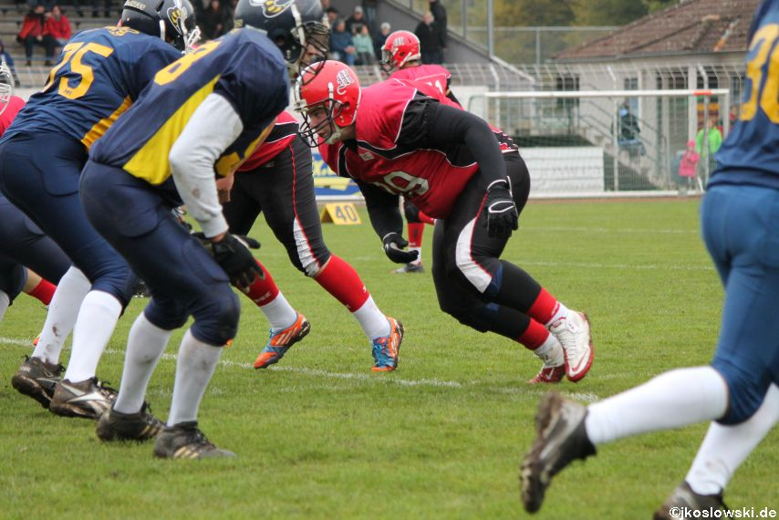 U17 Hanau Hornets vs. Marburg Mercenaries090