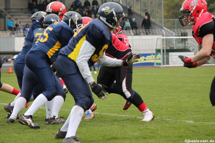 U17 Hanau Hornets vs. Marburg Mercenaries091