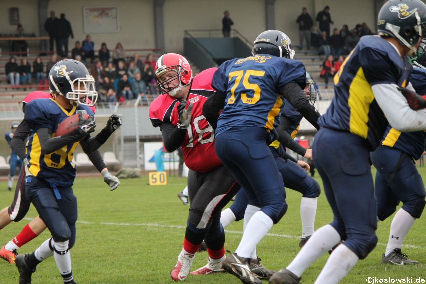 U17 Hanau Hornets vs. Marburg Mercenaries094