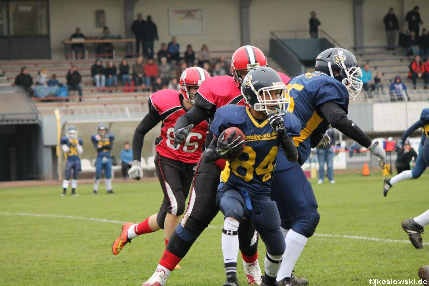 U17 Hanau Hornets vs. Marburg Mercenaries095