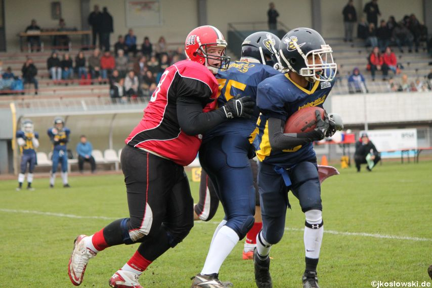 U17 Hanau Hornets vs. Marburg Mercenaries096