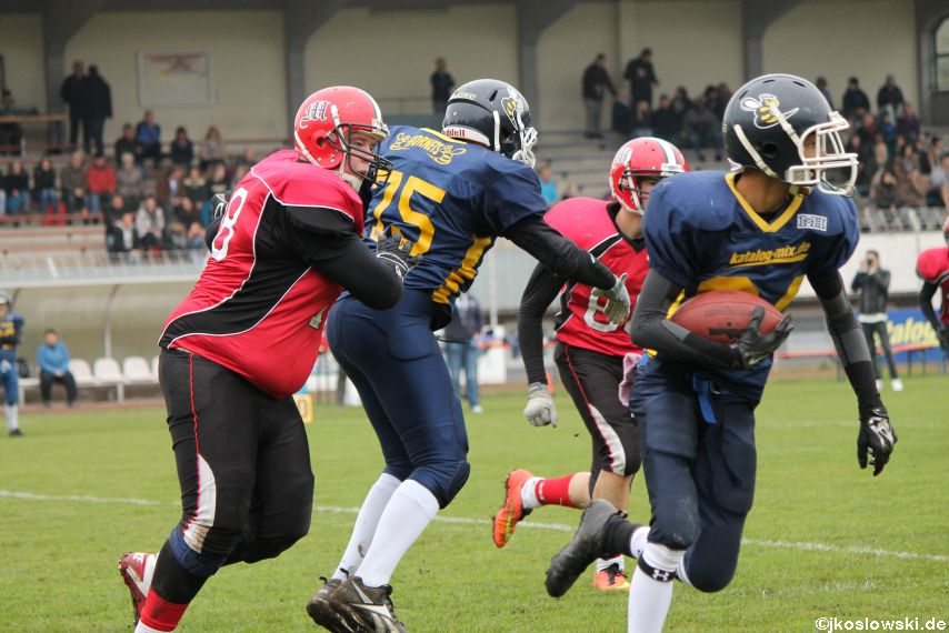 U17 Hanau Hornets vs. Marburg Mercenaries097