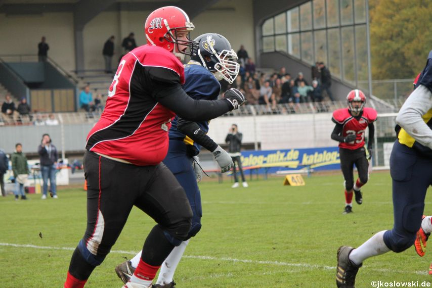 U17 Hanau Hornets vs. Marburg Mercenaries099