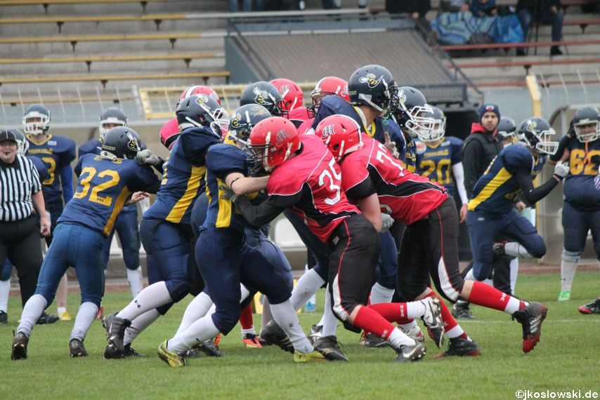 U17 Hanau Hornets vs. Marburg Mercenaries110