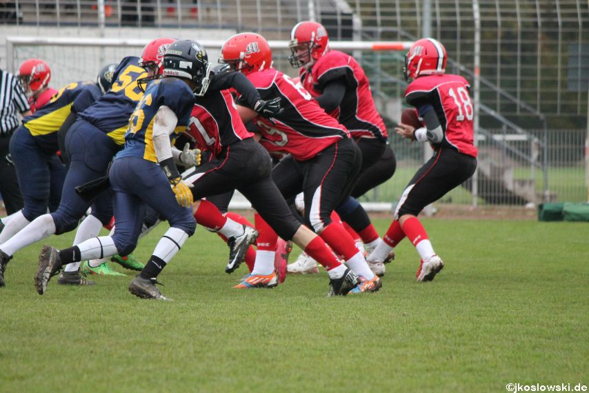 U17 Hanau Hornets vs. Marburg Mercenaries113