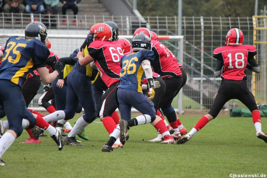 U17 Hanau Hornets vs. Marburg Mercenaries114
