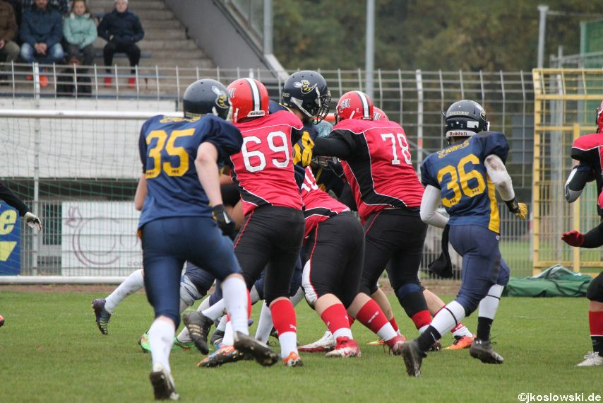 U17 Hanau Hornets vs. Marburg Mercenaries115