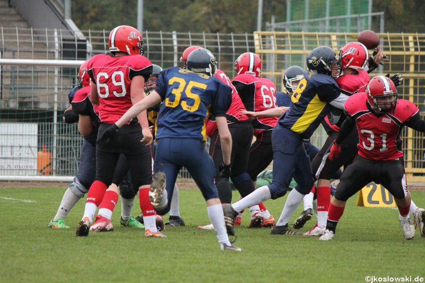 U17 Hanau Hornets vs. Marburg Mercenaries117