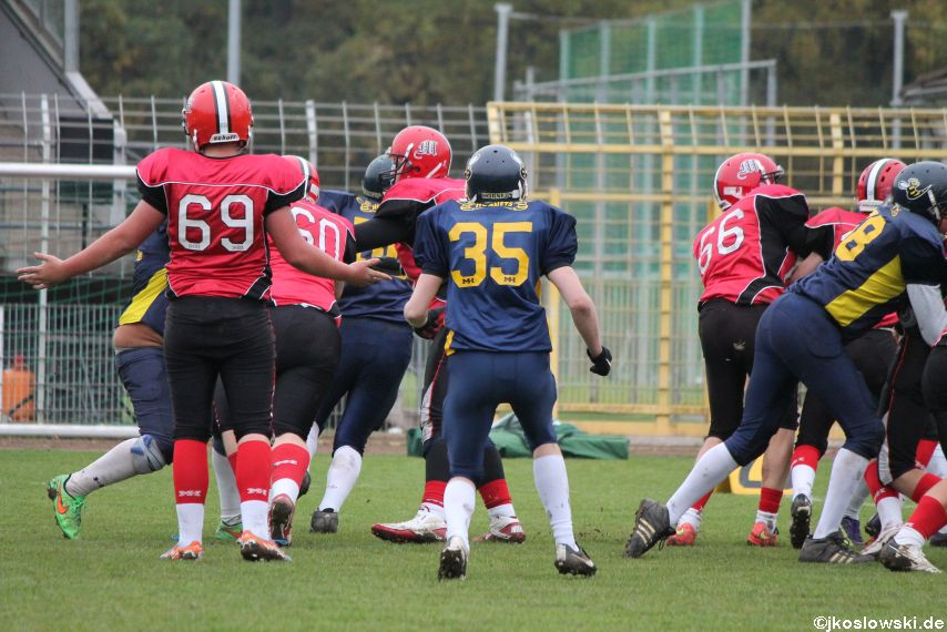 U17 Hanau Hornets vs. Marburg Mercenaries118