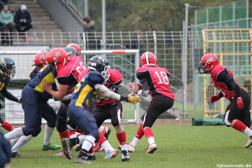U17 Hanau Hornets vs. Marburg Mercenaries120