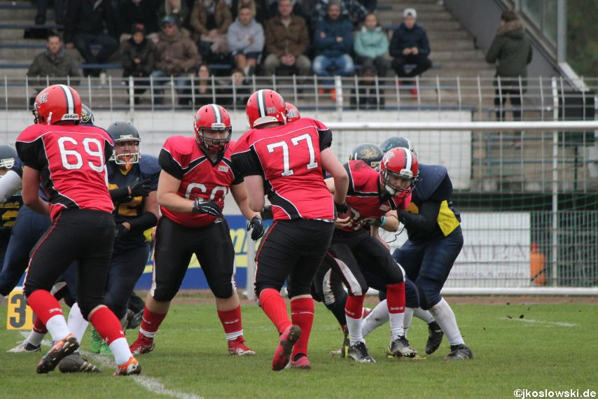 U17 Hanau Hornets vs. Marburg Mercenaries121