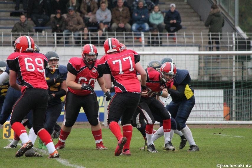 U17 Hanau Hornets vs. Marburg Mercenaries121
