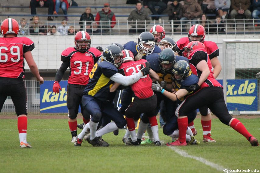 U17 Hanau Hornets vs. Marburg Mercenaries123
