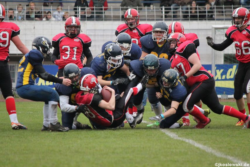 U17 Hanau Hornets vs. Marburg Mercenaries124