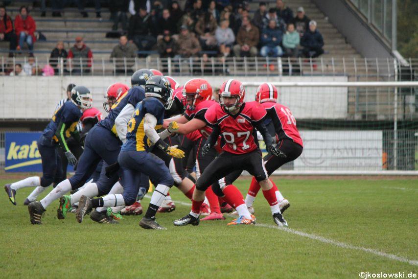 U17 Hanau Hornets vs. Marburg Mercenaries128