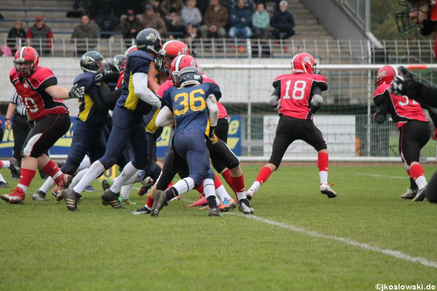 U17 Hanau Hornets vs. Marburg Mercenaries129