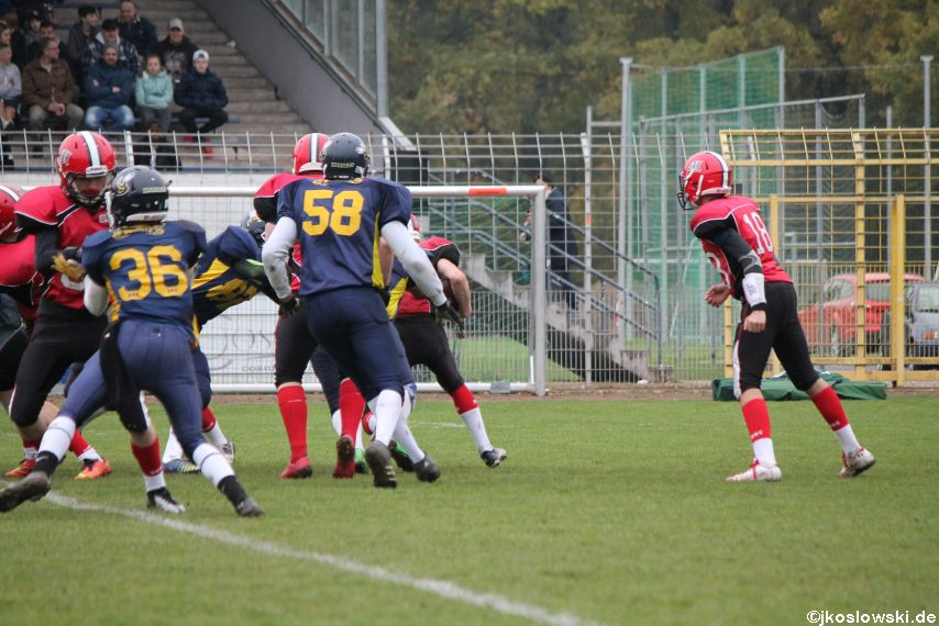 U17 Hanau Hornets vs. Marburg Mercenaries130