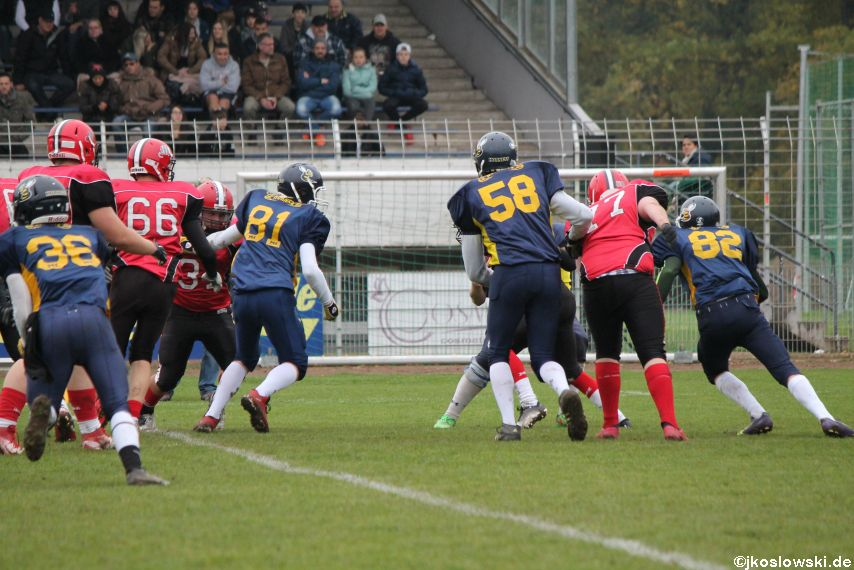 U17 Hanau Hornets vs. Marburg Mercenaries131