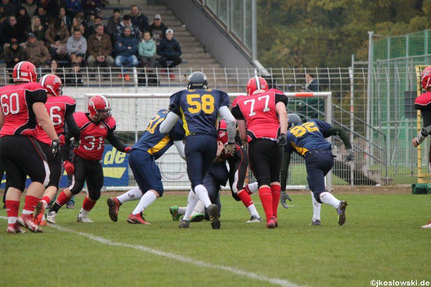 U17 Hanau Hornets vs. Marburg Mercenaries132