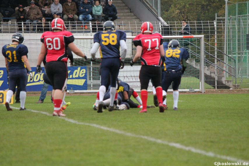 U17 Hanau Hornets vs. Marburg Mercenaries134