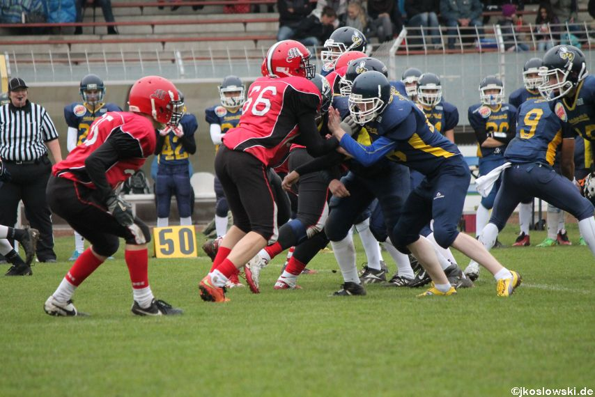 U17 Hanau Hornets vs. Marburg Mercenaries144