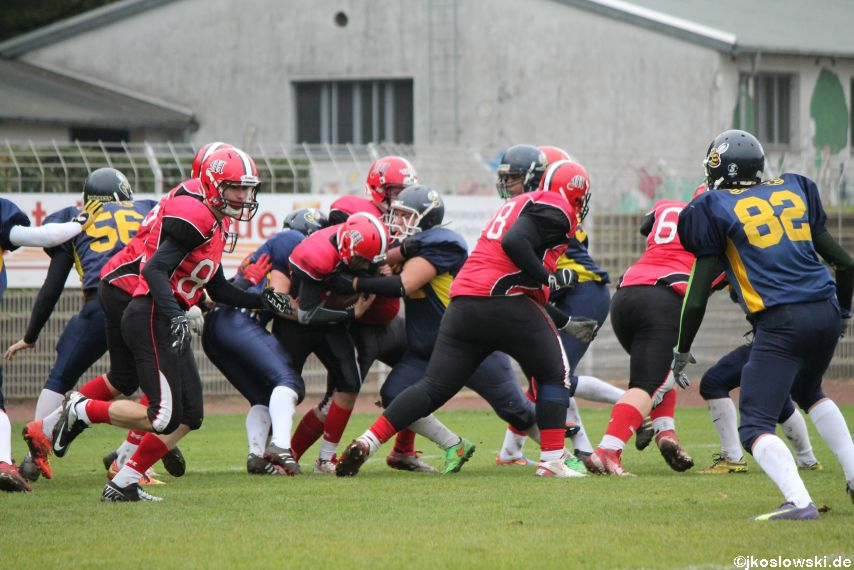 U17 Hanau Hornets vs. Marburg Mercenaries180