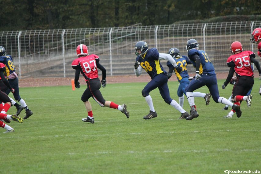 U17 Hanau Hornets vs. Marburg Mercenaries200