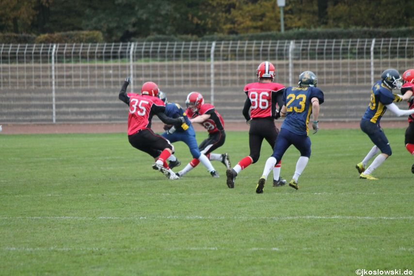 U17 Hanau Hornets vs. Marburg Mercenaries201