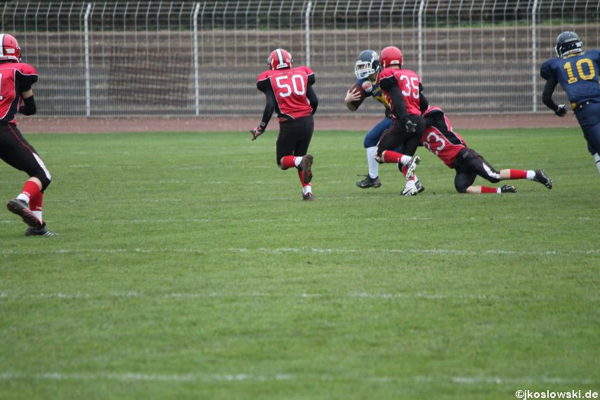 U17 Hanau Hornets vs. Marburg Mercenaries202