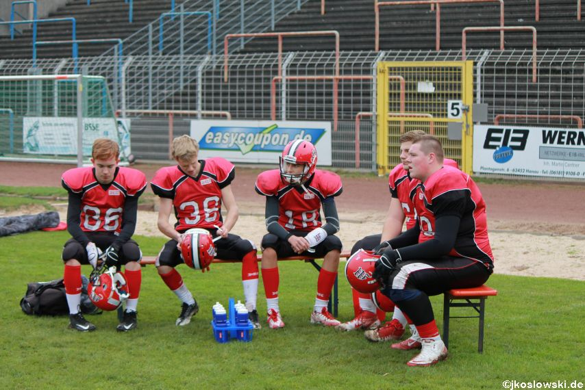 U17 Hanau Hornets vs. Marburg Mercenaries210