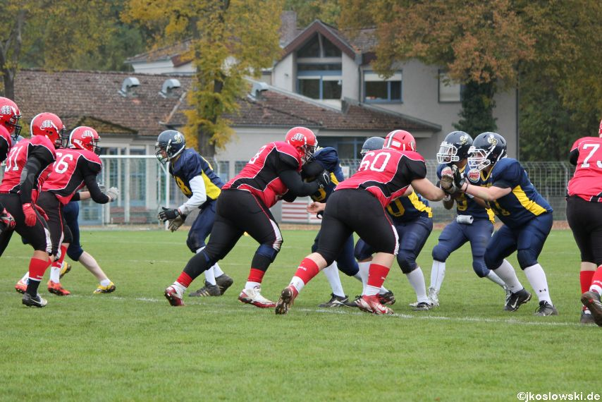 U17 Hanau Hornets vs. Marburg Mercenaries212