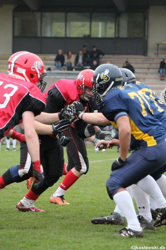 U17 Hanau Hornets vs. Marburg Mercenaries219
