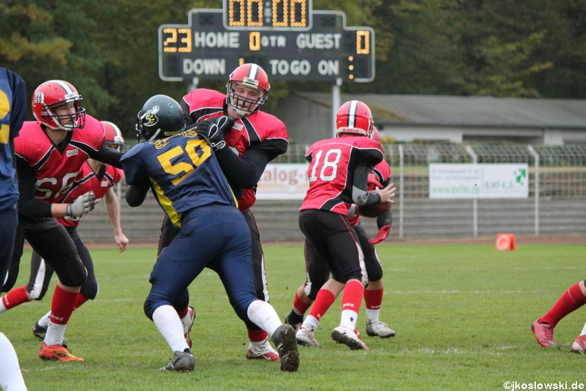 U17 Hanau Hornets vs. Marburg Mercenaries226