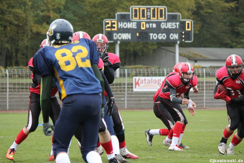 U17 Hanau Hornets vs. Marburg Mercenaries228
