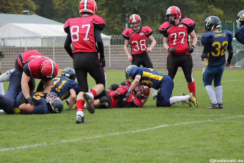 U17 Hanau Hornets vs. Marburg Mercenaries230
