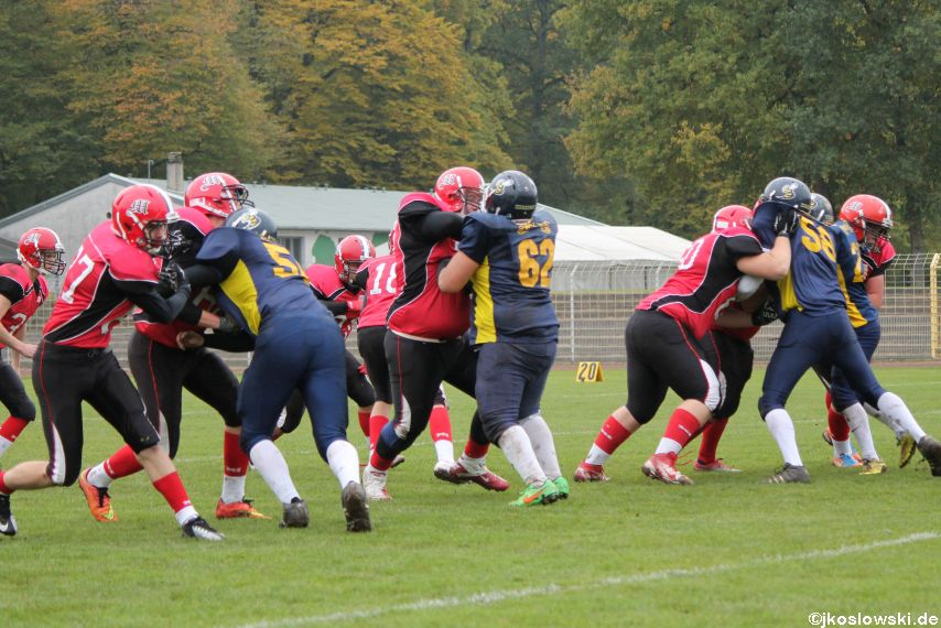 U17 Hanau Hornets vs. Marburg Mercenaries232