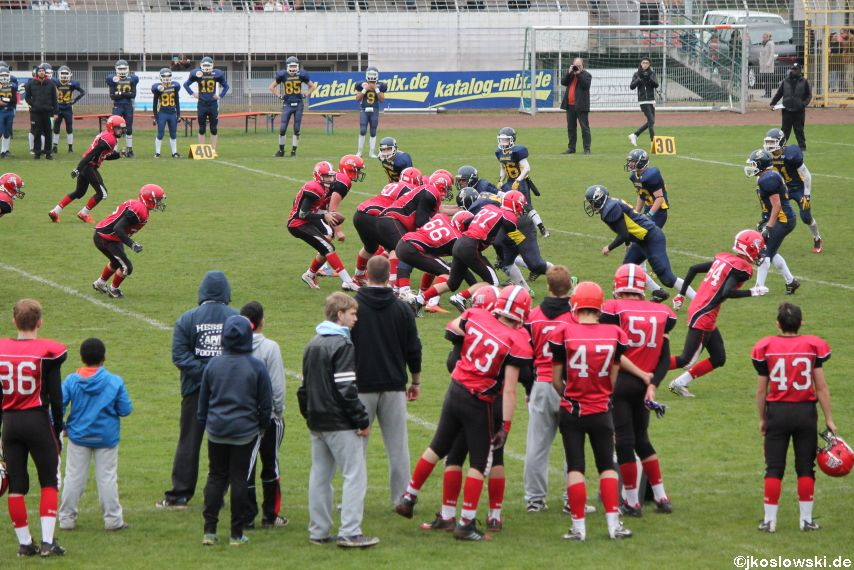 U17 Hanau Hornets vs. Marburg Mercenaries240