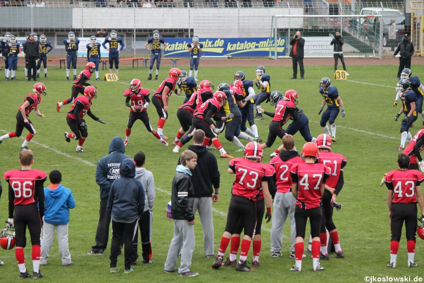 U17 Hanau Hornets vs. Marburg Mercenaries241