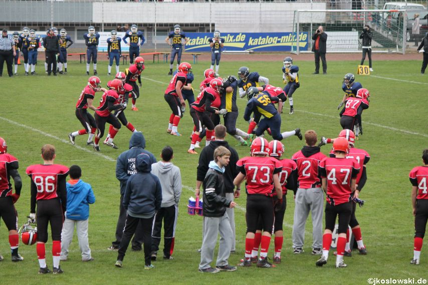 U17 Hanau Hornets vs. Marburg Mercenaries242
