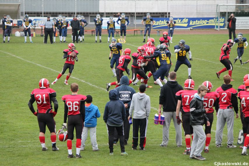 U17 Hanau Hornets vs. Marburg Mercenaries244
