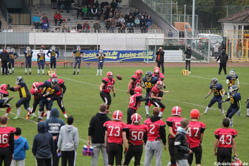 U17 Hanau Hornets vs. Marburg Mercenaries247