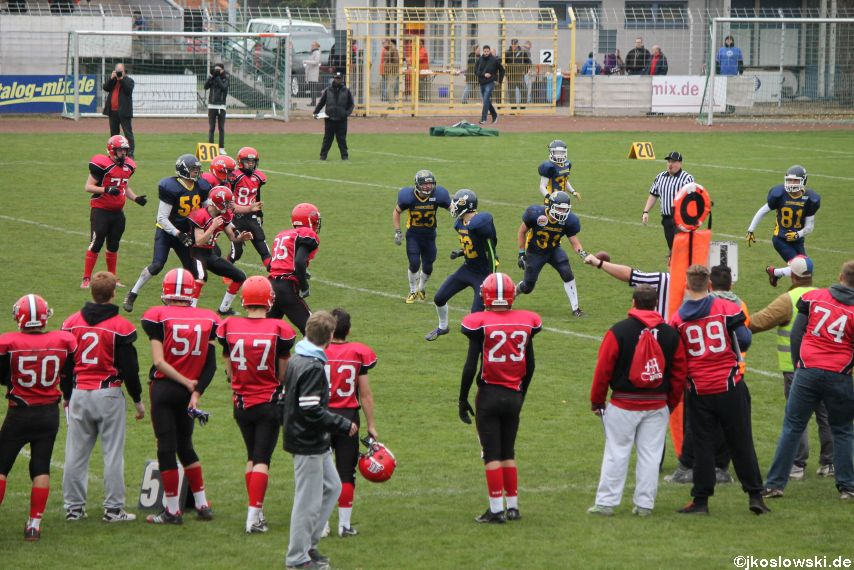 U17 Hanau Hornets vs. Marburg Mercenaries249