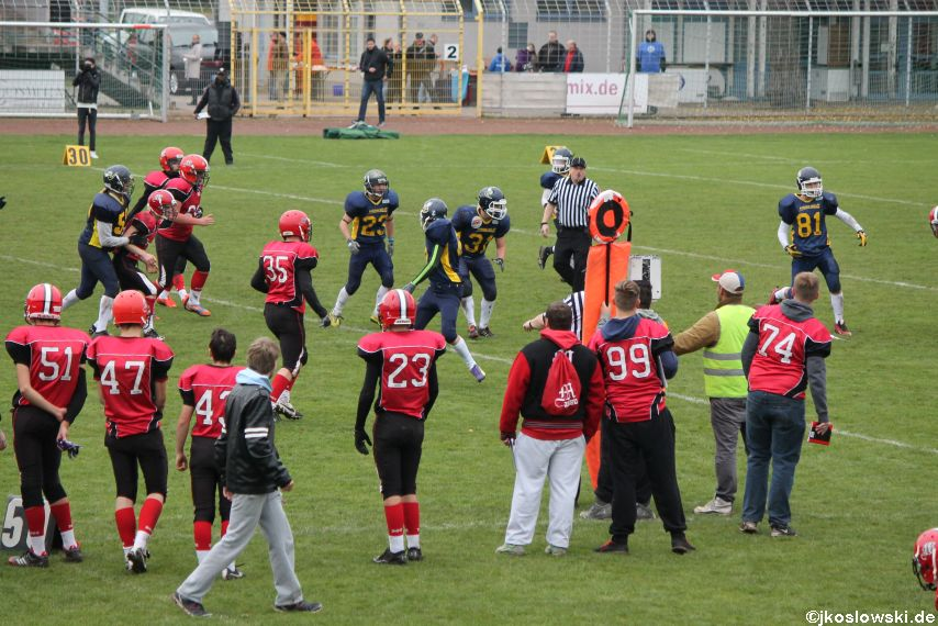 U17 Hanau Hornets vs. Marburg Mercenaries250